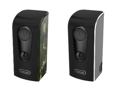 C380 WiFi kamera för inom/utomhusbruk