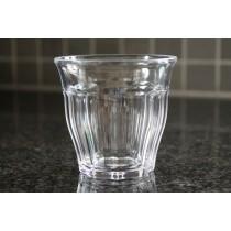 Dricksglas i okrossbart glas material 21 cl