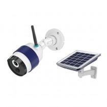 C340 WiFi kamera för utomhusbruk med extern solcell